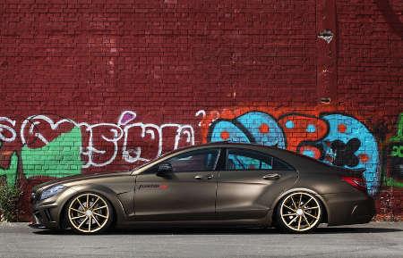 Mercedes CLS 350 CDI by fostla.de
