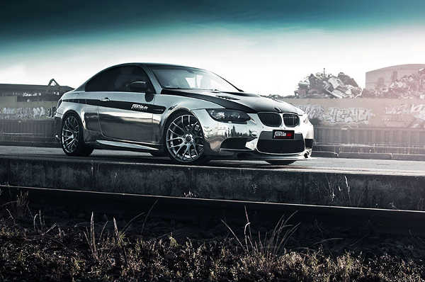 BMW M3 Coupé by fostla.de