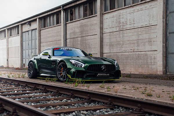 Mercedes-AMG GT S von fostla.de