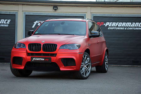 BMW X5 M E70 by fostla.de