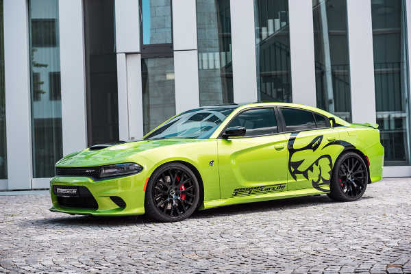 Dodge Charger SRT Hellcat GeigerCars