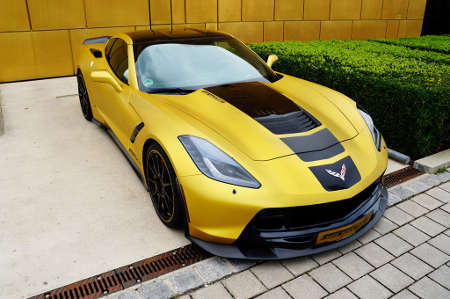 Corvette C7 Stingray by GeigerCars