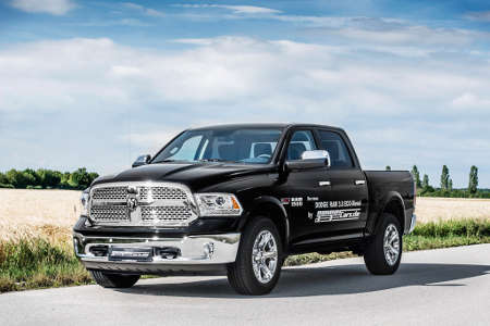 Dodge RAM 1500 by GeigerCars