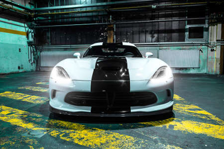 Doge Viper GTS 710R by GeigerCars