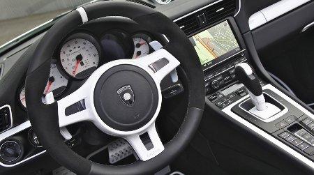 Gemballa GT Porsche 991 Cabrio