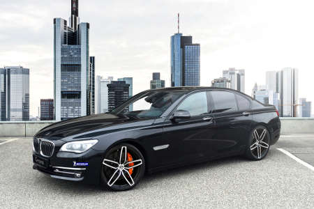 BMW 760i F01 by G-Power