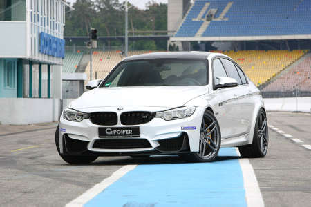 BMW M3 & M4 F8X by G-Power