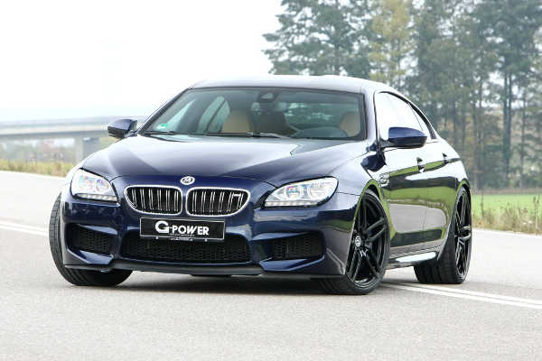BMW M6 F06 Gran Coupé by G-Power