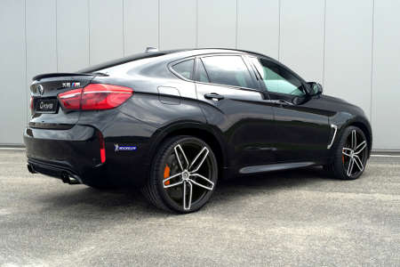 BMW X6 M F86 by G-Power