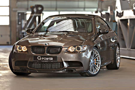 G-Power M3 Hurricane RS