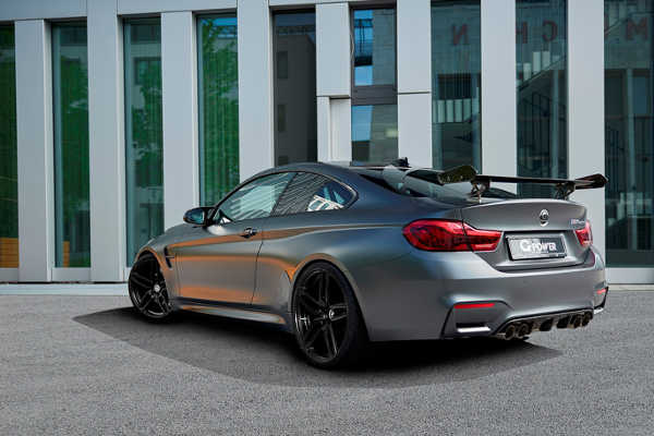 BMW M4 GTS F82 by G-Power