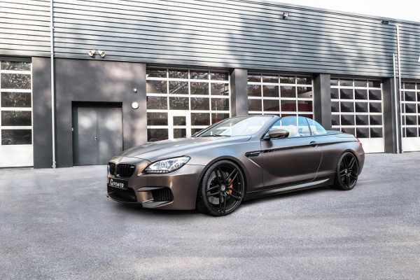 BMW M6 Cabrio F12 G-Power