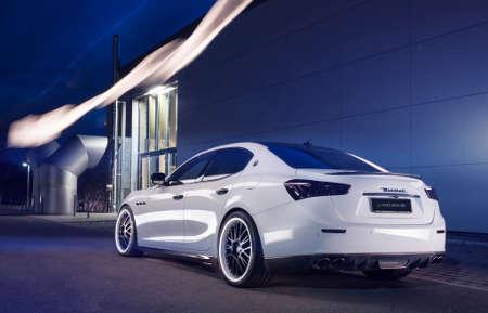 Maserati Ghibli EVO by G&S Fahrzeugtechnik