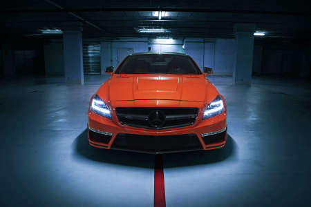 Mercedes CLS 63 AMG Stealth by German Special Customs