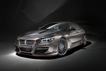 BMW 6er Gran Coupé by Hamann Motorsport