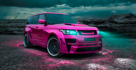 Range Rover Mystere by Hamann Motorsport