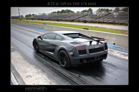 Lamborghini Gallardo TwinTurbo by Heffner Performance