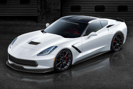Hennessey Corvette C7 Stingray HPE1000