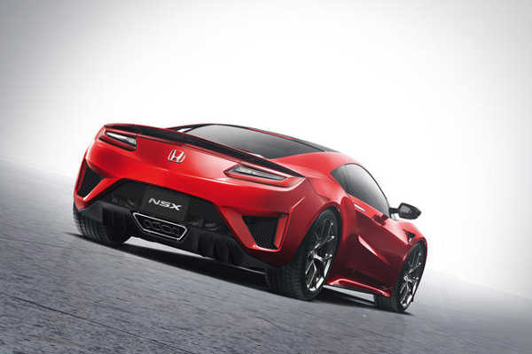 honda nsx neue details zum hybrid renner motormaxime de. Black Bedroom Furniture Sets. Home Design Ideas
