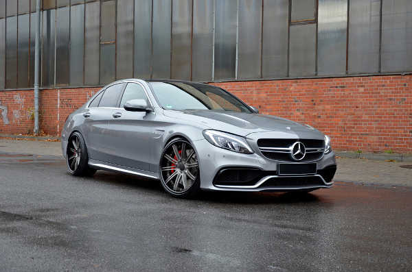 Mehr optik mercedes amg c 63 by hs motorsport for Mercedes benz usa llc brunswick ga