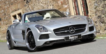 INDEN Mercedes SLS AMG Roadster Borrasca