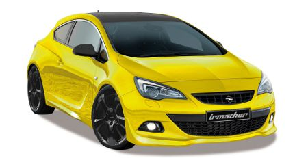 Opel Astra GTC Turbo Sport 45 by Irmscher