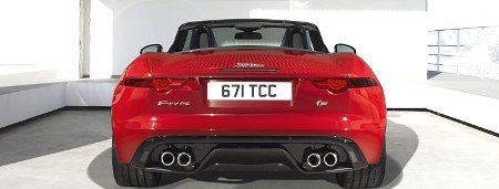 Jaguar F-Type S V8