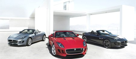 Jaguar F-Type, Jaguar F Type V6 S & Jaguar F-Type V8 S