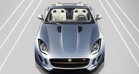 Jaguar F-Type V6