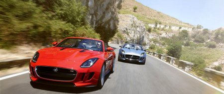 Jaguar F-Type & Jaguar F-Type V8 S