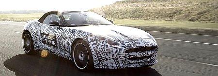 Jaguar F-Tpe