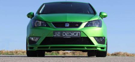 Seat Ibiza FR by JE Design