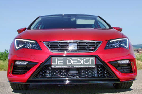 Seat Leon FR Street Race 2017 von JE Design