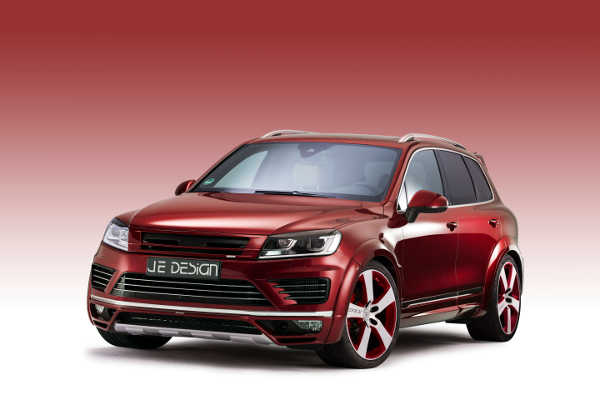 VW Touareg 7P R by JE Design