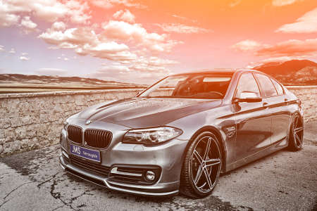 BMW 5er F10 F11 by JMS Fahrzeugteile