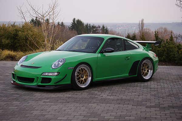Porsche GT3 by Kaege