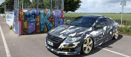 VW Passat CC by KBR & S.W.A.T.