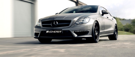 Mercedes CLS 6.3 Yachting by Kicherer