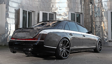 Sir Maybach 57 S by Knight Luxury