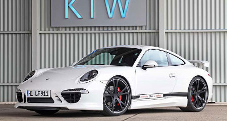 Porsche 991 Carrera S by KTW Tuning