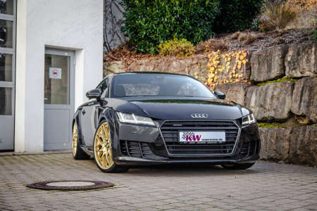 Audi TT III by KW automotive