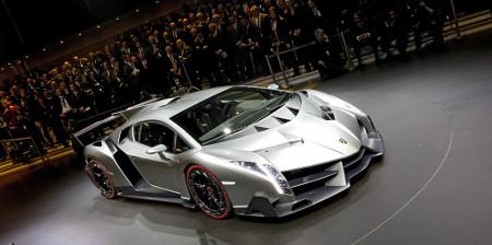 Lamborghini Veneno Genfer Autosalon 2013