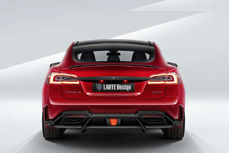 Tesla Model S by Larte Design