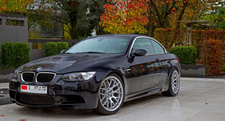 BMW M3 E93 by Leib Engineering