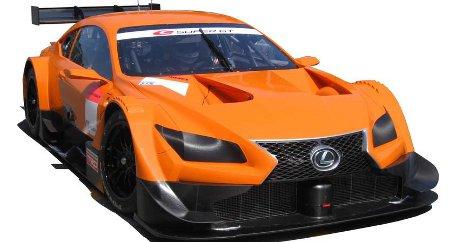 Lexus GT-Renner 2014