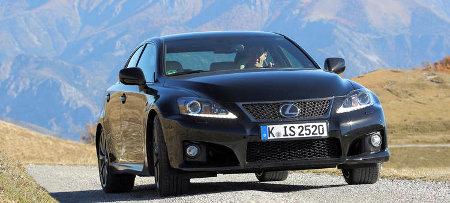 Lexus IS F Modelljahr 2013