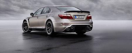 Lexus TMG Sports 650