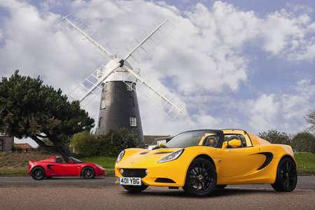 Lotus Elise Sport & Lotus Elise Sport 220