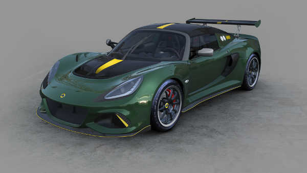 Lotus Exige Cup 430 Type 25 2018