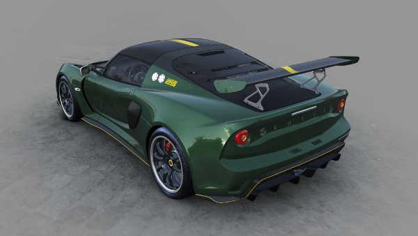 Lotus Exige Cup 430 Type 25 2018